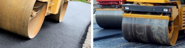 Ilustrační foto (www.shutterstock.com), svrchní vrstva jemného asfaltu