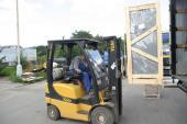 Foto: Regulus, Začátek je vsídle Regulusu, odkud zboží putuje kzákazníkovi. Vnašem případě tepelné čerpadlo CTC EcoAir 110, solární kolektory KPS11 a centrála EcoEl Solar.