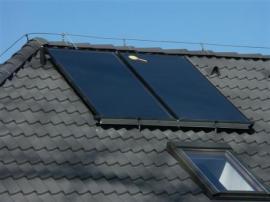 Foto: Ing. Milan Stehlík - solární systémy