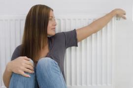 Ilustrační foto (www.shutterstock.com), regulace na radiátoru