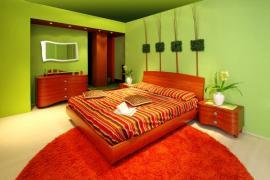 Ilustrační foto (www.shutterstock.com), Máte prostornou ložnici? Rozmáchněte se!