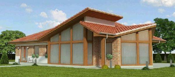 Vzdušný a osvěžující vzhled domu Lucie 8