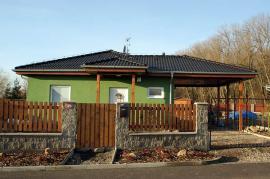 Typový dům Marie ze skořepinových betonových tvárnic