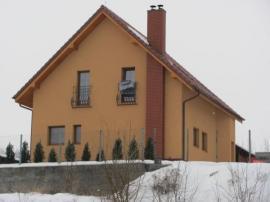 Foto: A-Z stavitelství René Novák, realizace novostavby
