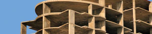Ilustrační foto (www.shutterstock.com), železobetonová konstrukce