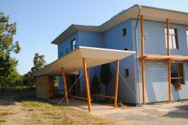 Dostavba správního pavilonu ZŠ Slivenec