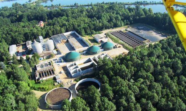 Projekt bioplynové stanice