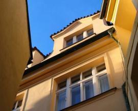 Ilustrační foto (www.shutterstock.com), okapy měděné