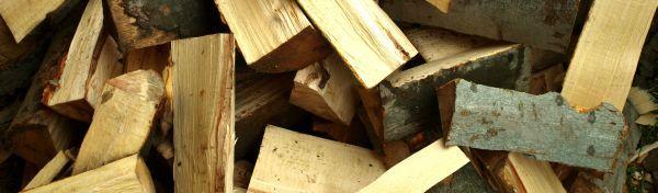 Ilustrační foto (www.shutterstock.com), proschlé a naštípané bukové dřevo