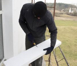 Ilustrační foto (www.shutterstock.com), venkovní zateplení fasády polystyrenem
