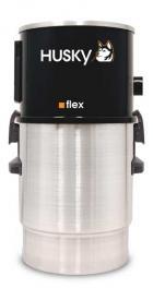 Centrální vysavač Husky Flex - vnější výfuk vzduchu