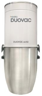 Centrální vysavač DUOVAC air 50 I - sada BW a LV
