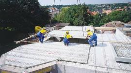 Foto: http://www.dennert-baustoffe.de/cz; Strop z prvků