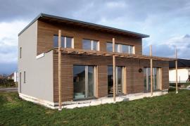 Multi-Komfortní dům v ČR (Isover)