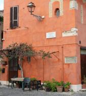 Ilustrační foto (www.shutterstock.com), použití hlíny v Itálii (Řím)