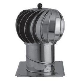 Foto: KSK, střešní ventilátor - ventilační hlavice