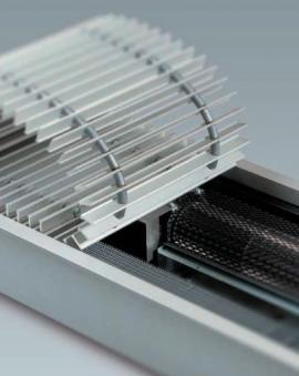 Foto: ISAN, podlahový konvektor Thermo Praktic
