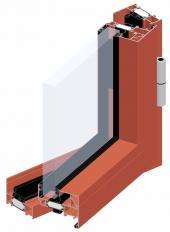 Obr: Alu.plast, hliníkový profil TM 74