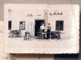 Foto: Internorm, Vroce 1931 položil Eduard Klinger senior svým zámečnickým provozem, kterého byl jediným majitelem i zaměstnancem, základní kámen firmy – dnes je tento podnik ve stoprocentním vlastnictví rodiny největší značkou oken vEvropě smezin