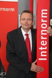 Foto: Internorm, Mag. Christian Klinger, jednatel a mluvčí společnosti.