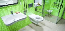 Foto: www.jika.cz, koupelna bez bariér