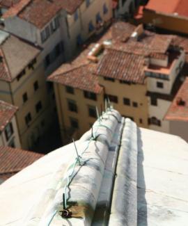 Ilustrační foto (www.shutterstock.com), svod bleskosvodu