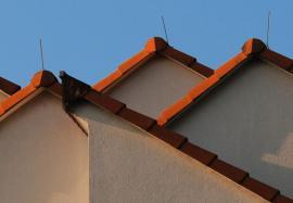 Ilustrační foto (www.shutterstock.com), pasivní bleskosvod - jímače