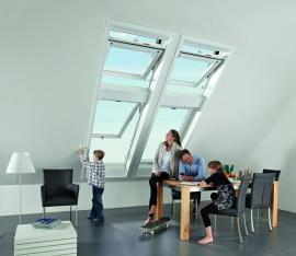 Foto: Roto, střešní okno Roto Designo R8 a R6
