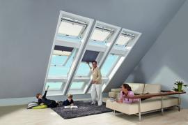 Foto: Roto, střešní okna Roto Designo R8