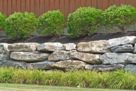 Ilustrační foto (www.shutterstock.com), kamenná zídka z volně ložených kamenů