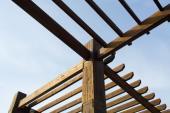 Ilustrační foto (www.shutterstock.com), dřevěná pergola