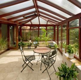 Ilustrační foto (www.shutterstock.com), zimní zahrada