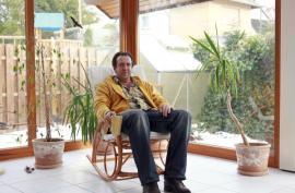 Ilustrační foto (www.shutterstock.com), relaxace v zimní zahradě