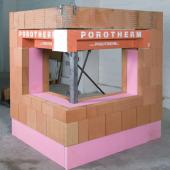 Foto: Wienerberger, výstavba rohového okna - krok 5