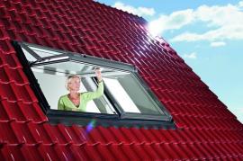 Výsuvně kyvné střešní okno Roto Designo R7