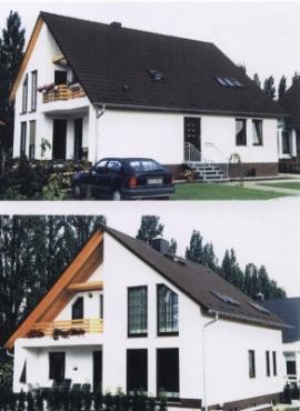 Foto: www.domoja-cz.com, dřevostavby z elementů sendvičového provedení