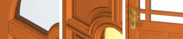 Foto: DODO for life, detaily vchodových dveří