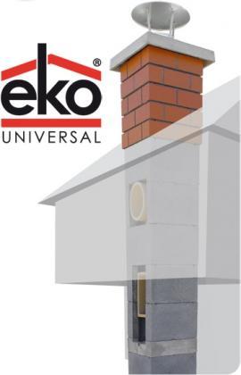 Foto: EKO KOMÍNY, systém EKO Univerzal
