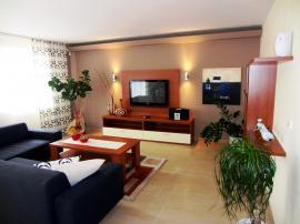 Vzorový dům EXCELENT - interiér obývacího pokoje