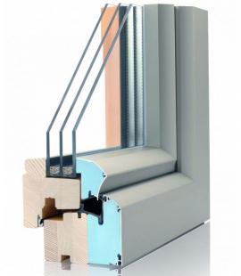 Dřevohliníkové okno Ed[it]ion