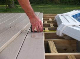 Ilustrační foto (www.shutterstock.com), dřevěná prkna s povrchovou úpravou