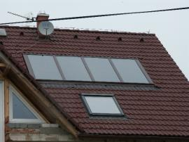 Foto: Solární systémy - Ing. Milan Stehlík