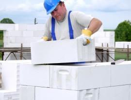 Ilustrační foto (www.shutterstock.com), pórobetonové tvárnice
