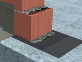 Hydroizolace staveb pod úrovní terénu