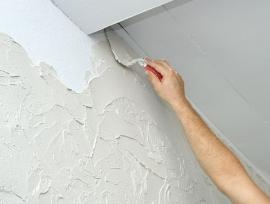Ilustrační foto (www.shutterstock.com), vytváření plastického povrchu špachtlí