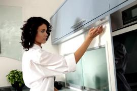 Foto: Dorint-Interiéry, modelová řada kuchyňských linek Stockholm - osvětlení LED