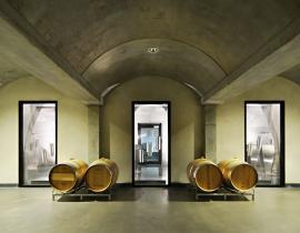 Foto: archiv Bukolský architekti, vinařství Gotberg