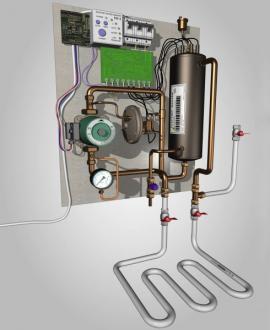 Ilustrační obr (www.shutterstock.com), elektrické vytápění