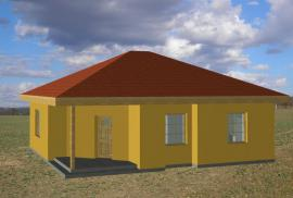 Obr: STAVEX, typový bungalov Beta