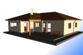 Obr: STAVEX, typový bungalov Omega